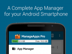 ManageApps Pro (App Manager) 4.0 Screenshot