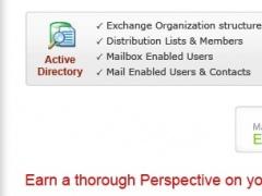 ManageEngine Exchange Reporter Plus 4.0 Screenshot