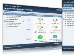 ManageEngine Free SQL Health Monitor 1.0 Screenshot
