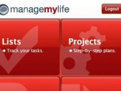 ManageMyLife 1.4.2 Screenshot
