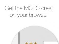 Manchester City Official Browser 2.2 Screenshot