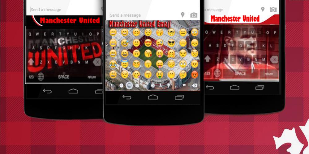 Manchester Keyboard Emoji 3 0 Free Download