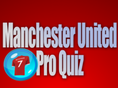 Manchester United Pro Quiz 1.1 Screenshot