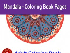 Mandala - Coloring Book Pages for Adult 1.02 Screenshot