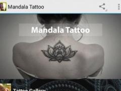 Mandala Tattoo 1.0 Screenshot