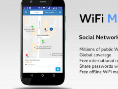Review Screenshot - Find WiFi Passwords of Public Hotspots
