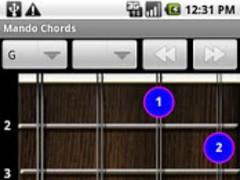 Mando Chords 1.1 Screenshot