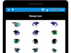Manga Eyes Photo Editor Anime 1.02 Screenshot
