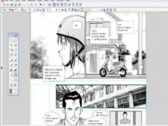 Manga Studio Debut Windows 4.0 Screenshot
