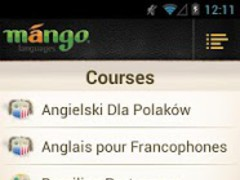 Mango Languages 1.0 Screenshot