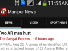 Manipur News 1.4 Screenshot