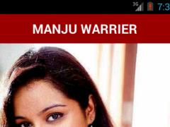 Manju Warrier 1.0 Screenshot
