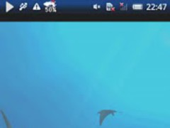 Manta Live Wallpaper Trial 2.0.0 Screenshot