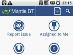 Mantis BT 2.7 Screenshot