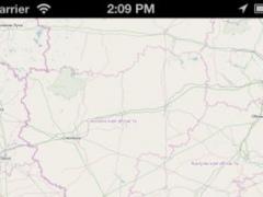 Map Bryansk Obl, Russia: City Navigator Maps 1.12 Screenshot