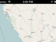 Map Cape Town, South Africa: City Navigator Maps 1.12 Screenshot