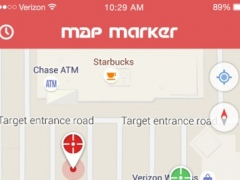 Map Marker - Mark the location on the map 2.3 Screenshot