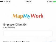 Map My Work 1.0 Screenshot