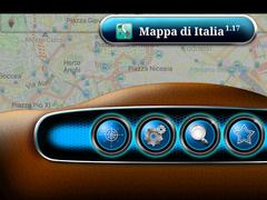 Map of Italy 1.25 Screenshot