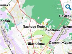Map of Kharkiv 2.5 Screenshot