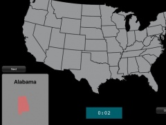 Map Puzzle USA Free 1.1 Screenshot