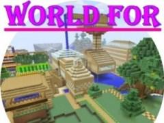 World Adventure Map for Minecraft PE 3.30d Screenshot