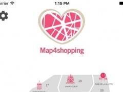 Map4Shopping Paris Free 1.0.7 Screenshot