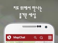 MapChat-LITE - chat on the map 0.0.3 Screenshot