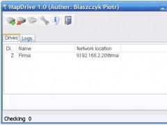 MapDrive  Screenshot