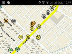 Review Screenshot - A Very Accurate Offline GPS App!