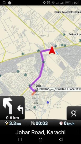 MapFactor GPS Navigation Maps 10 Free Download