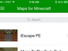 Maps for Minecraft Pocket Edition PE 1.0 Screenshot