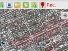 Maps Recorder 1.0 Screenshot