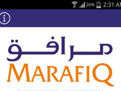 مرافق - Marafiq 1.0 Screenshot