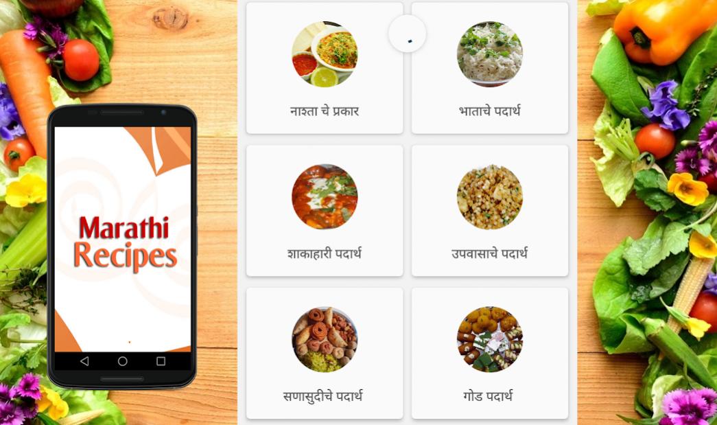Recipes In Marathi Pdf