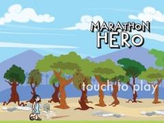Marathon Hero 1.1 Screenshot