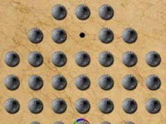 Marble Solitaire Puzzles 1.4 Screenshot