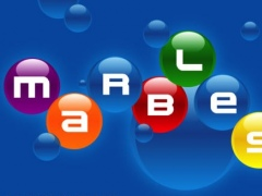 Marbles HD - relaxing puzzle logic game for children and adults 1.01 Screenshot