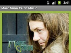 Marc Gunn Celtic Music  Screenshot