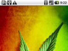 Marijuana Rastafari LWP 1.2 Screenshot