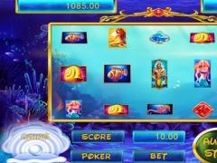 Marine Creature Slots - Free Bonus Jackpot Vegas Casino Slots Machine 1.0 Screenshot