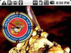 Marines Theme HD 1.0.2 Screenshot