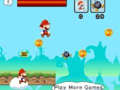 Mario Amazing Jump 1.0 Screenshot