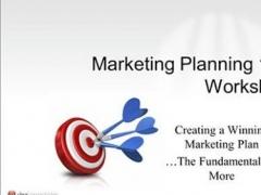Marketing Planning 101 2.0 Screenshot