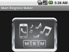 Mars Ringtone Maker 1.4 Screenshot