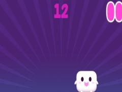 Marshmallow Bounce 1.0 Screenshot
