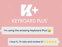 Marshmallow Keyboard 3.0.3 Screenshot