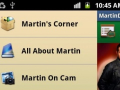 Martin Del Rosario 1.4 Screenshot
