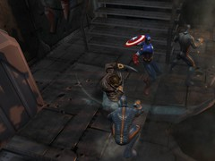 Marvel: Ultimate Alliance Screensaver (PS3) 1.0 Screenshot