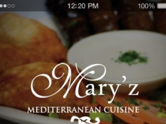Mary'z Mediterranean Cuisine 2.4.25 Screenshot